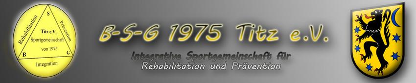 B-S-G 1975 Titz e.V.